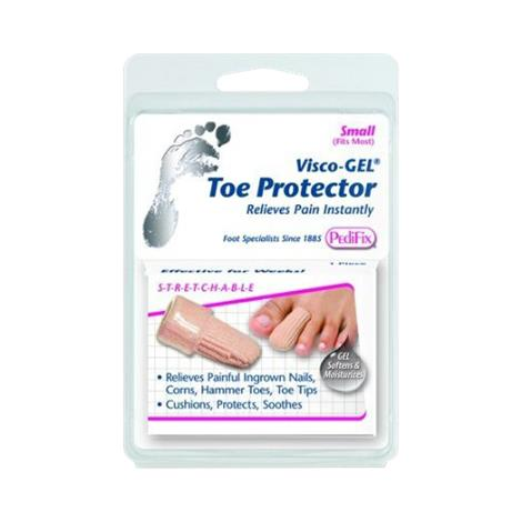 Pedifix Visco-Gel Toe Protector,Large,Each,P82-L