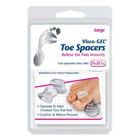 Pedifix Visco-Gel Toe Spacer,Large,Each,P28-L