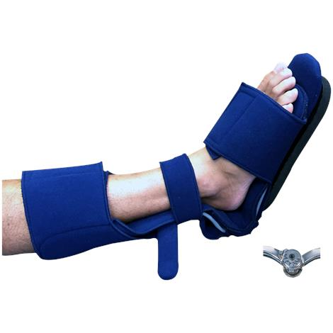 Comfy Spring Ankle Foot Orthosis,Adult,with 1 Terrycloth Cover,Each,SAF-101