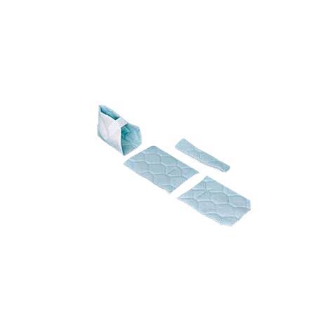 Kinetec 6080 Elbow CPM Patient Pad Kit,Replacement Patient Pad Kit,Each,553307