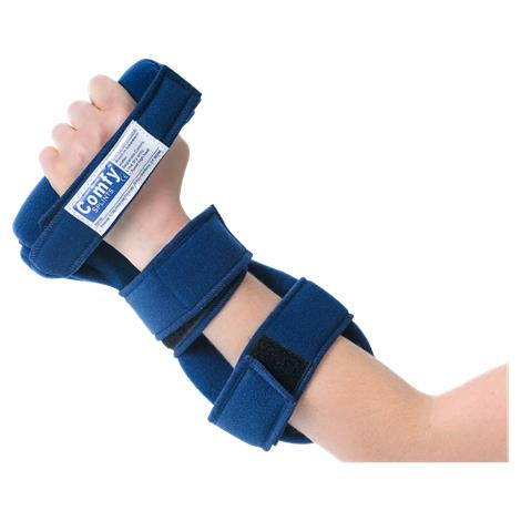 Comfy Grip Hand Orthosis,Large,Right,With 1 Cover And 2 Soft Rolls,Each,Cgrip-101-L-Rt