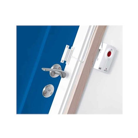 Bellman Visit Magnetic Switch For Door And Window,Dimensions: 25mmW x 62mmH x 13mmD,Each,BE9023