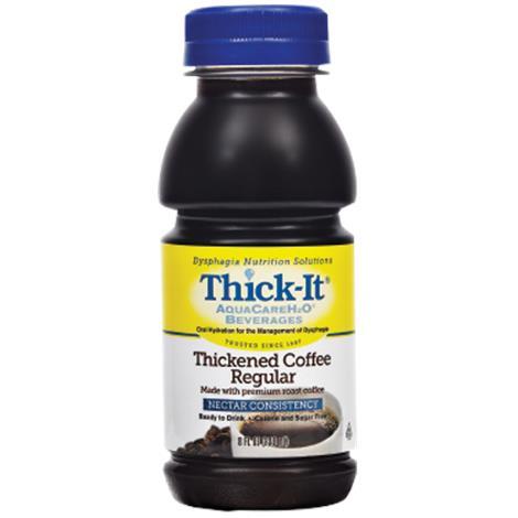 Kent Thick-It AquaCareH2O Thickened Coffee,8fl oz,Regular,Nectar Consistency,Each,B467-L9044
