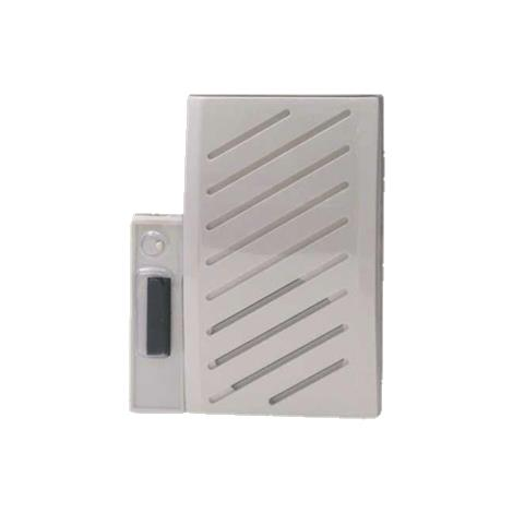 Carlon Wireless Doorbell System with Volume Switch,Wireless Doorbell Chime,Each,RC3250