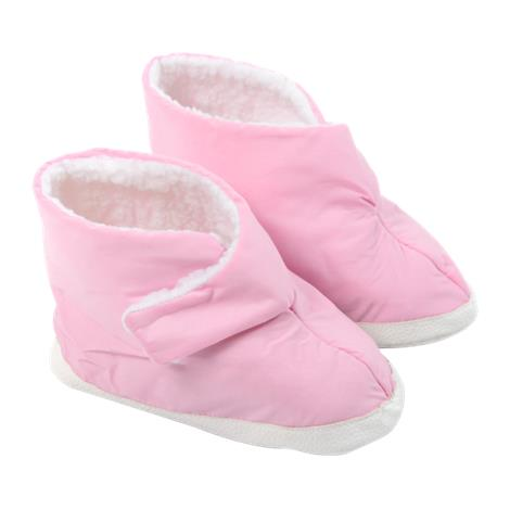 "CareActive Ladies Edema Boot,Medium,6.5"" to 7.5"",Baby Pink,Pair,EBF1-2-PNK"