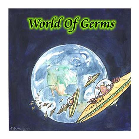 Glo Germ World of Germs CD on Handwashing,CD,Each,WOGC