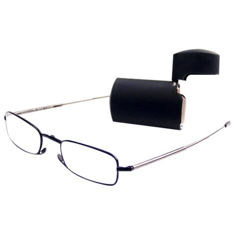 Foster Grant MicroVision Compact Reading Glasses,Strength 1.5,Each,RCT34150