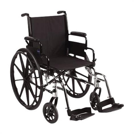 "Invacare 9000 XT Lightweight IVC Manual Wheelchair- 22""W x 17""D,Manual Wheelchair,22""W x 17""D,Each,9000 XT"