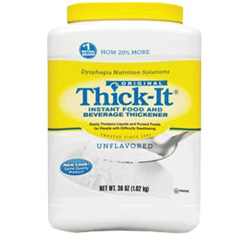 Kent Thick-It Original Instant Food And Beverage Thickeners,0.21oz (6gm),Packet,200/Case,J589-LE800