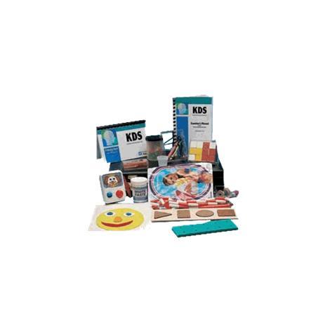 Stoelting Kaufman Developmental Scale Kit,KDS Kit,Each,37017
