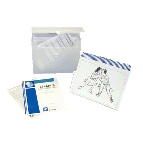 Stoelting Socio-Sexual Knowledge And Attitudes Assessment Tool-Revised Kit,SSKAAT-R Training Video,Each,33705V