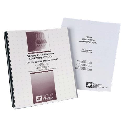 Stoelting Visual Functioning Assessment Tool,VFAT,Each,33760
