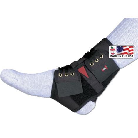 Core PowerWrap Ankle Support,Black,X-Large,Each,AKL-6350-BK-1XL CPIAKL-6350-BK-1XL
