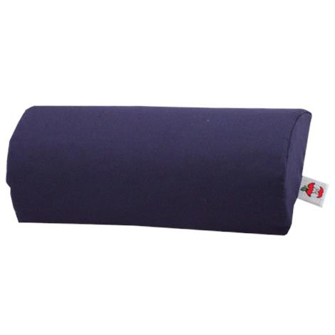 "Core Small Foam Positioning D-Roll,12"" x 2.5""(31cmx6.5cm),Blue,Each,ROL-313"