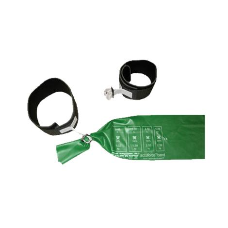 """CanDo Extremity Cuff Strap,16"""" Diameter Webbing Loop,10/Pack,#10-5356-10"""