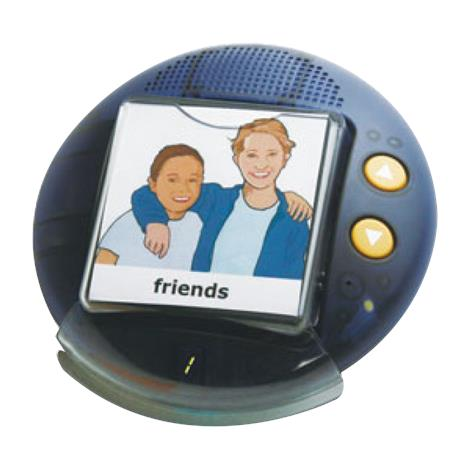 Big Button Communicator,Big Button With Software,Each,BIG-S10