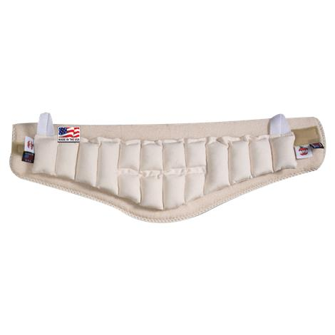 """Core Thermal Cervical Contour Pack Terry Cover,25"""" x 16"""",Each,855"""