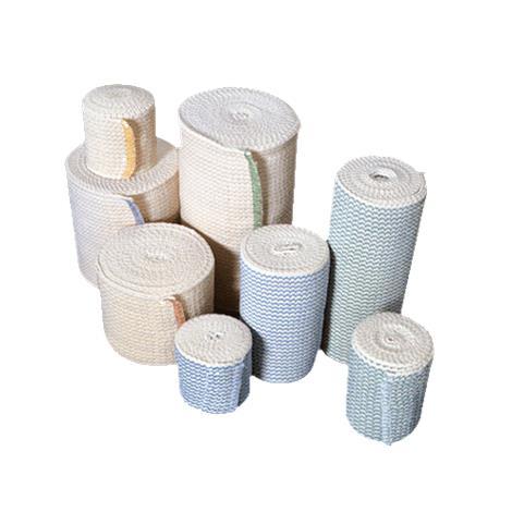 Cardinal Health Standard Length Honeycomb Elastic Bandage,6 x 210,Beige,Non-sterile,48/Case,23593-06LF