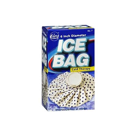 "Cara Cold Therapy English Ice Bag,9"" diameter,12/Pack,###8"