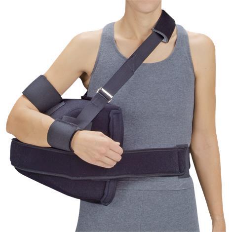 DeRoyal Shoulder Abduction Positioner,Large,Each,11650007