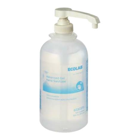 Image of Ecolab Gel Hand Sanitizer,18 oz,12/cs,6000004