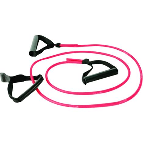 PrePak Clinic Six Feet Bilateral Tube with RS Web Anchor Strap and EzChange Handle,Red,Medium,Each,508