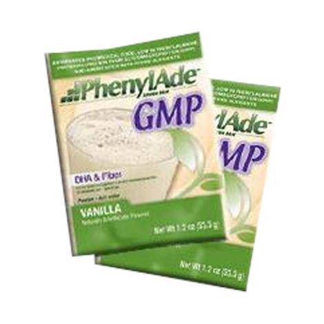 Applied Phenylade GMP Vanilla-Flavored Powdered Formula,33.3g,Pouch,Each,68324