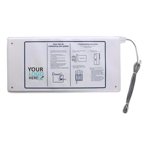 "Proactive Sensor Pad,Extra Large Bed Sensor Pad,1 year warranty,20""W x 30""L,Each,10132"