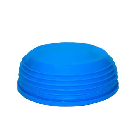 """CanDo Wobble Ball Balance Dome,Blue,18"""" x 8"""" x 18"""",Each,#30-1941"""