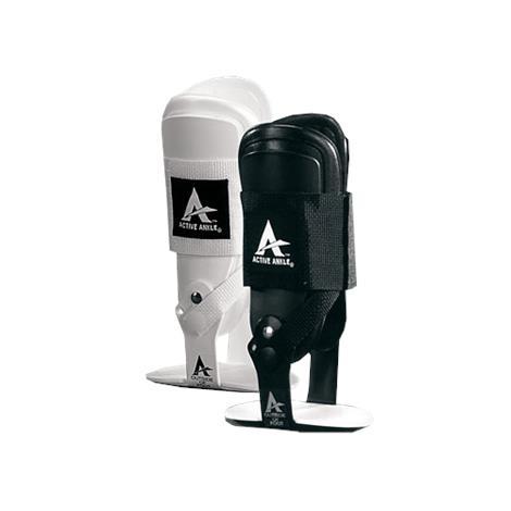 Active Ankle T2 Ankle Stirrup,Large,Black,Each,33141M