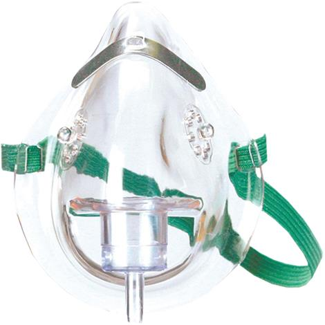 Drive Oxygen Mask,Pediatric,With Detachable 7 Tubing,50/Case,MASK 003P