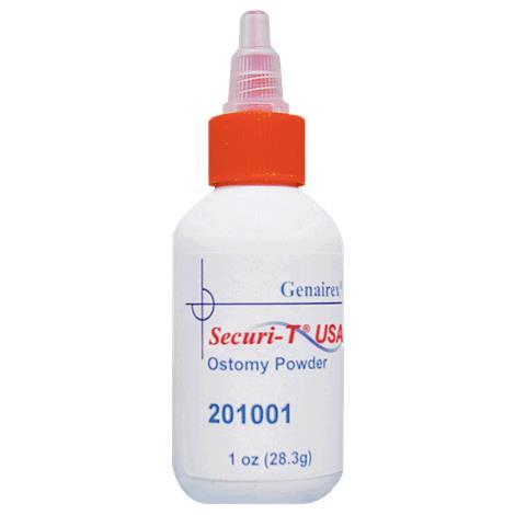Genairex Securi-T Ostomy Powder,1oz,50/Case,201001