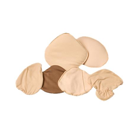 Nearly Me Full Triangle Comfort Covers,Size 10,Beige,Each,18-005-10