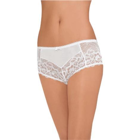 Amoena White Karla Panty,Karla Panty,Size 10,Each,106310WH