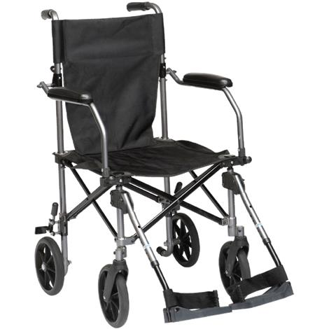 Drive Travelite Transport Chair,Transport Chair,Each,TC005GY