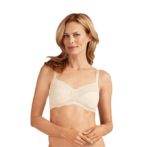 Amoena Lilly Non-Padded Wire-Free Bra,0,Each,43910