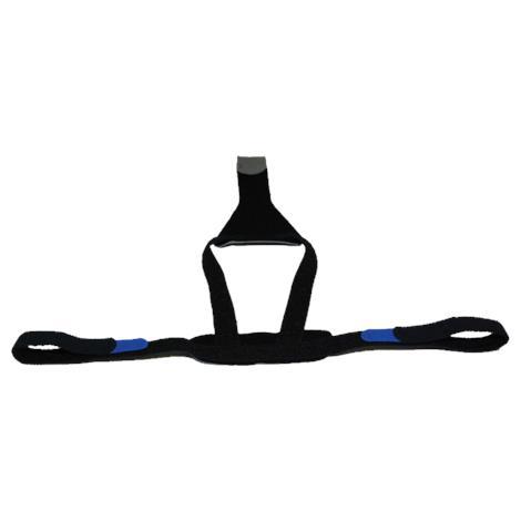 SleepWeaver Advance Headgear,Black,One size fits most,Each,100435