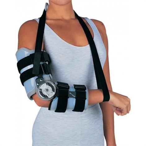 Donjoy IROM Elbow Brace,Small,Left,Each,11-0181-2-13066