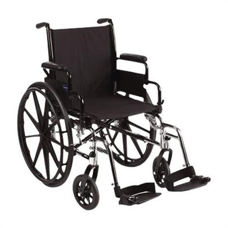 "Invacare 9000 XT Lightweight IVC Manual Wheelchair- 14""W x 16""D,Manual Wheelchair, 14""W x 16""D,Each,9000 XT"