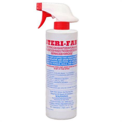 Sunset Steri-Fab 1 Pint Bottle Spray,16 oz.,Each,RES6108S