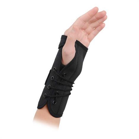Advanced Orthopaedics K. S. Lace Up Wrist Splint,Large,Left Hand,Each,357-L