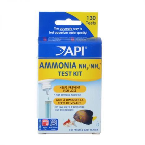 API Ammonia Test Kit Fresh & Salt Water,Ammonia Test Kit FW & SW,2/Pack,LR8600