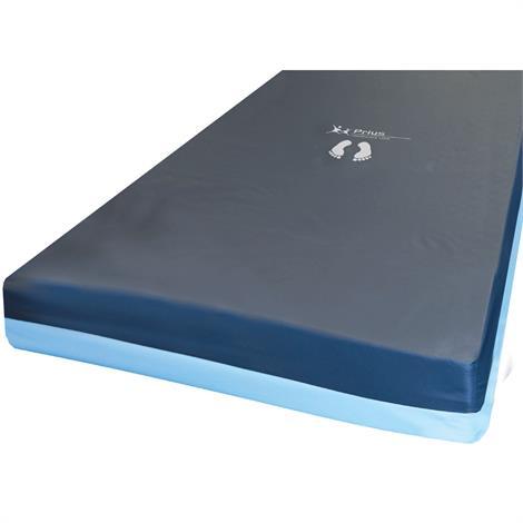 """Prius Healthcare ALX Single Layer Therapeutic Foam Replacement Mattress,36"""" x 80"""" x 6"""",Each,FM-PHU-ALX36"""