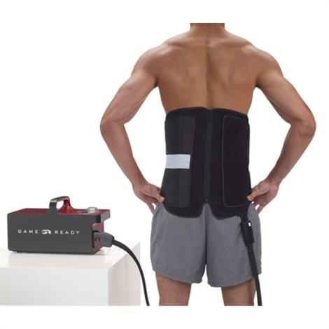 "Image of Mid Body Back Wrap with ATX,Dimensions: 12"" x 1"" x 10"",Each,13-2518"