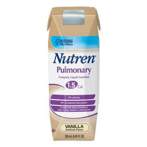 Nestle Nutren Pulmonary Complete Formula,250ml,Can,24/Pack,9871616480