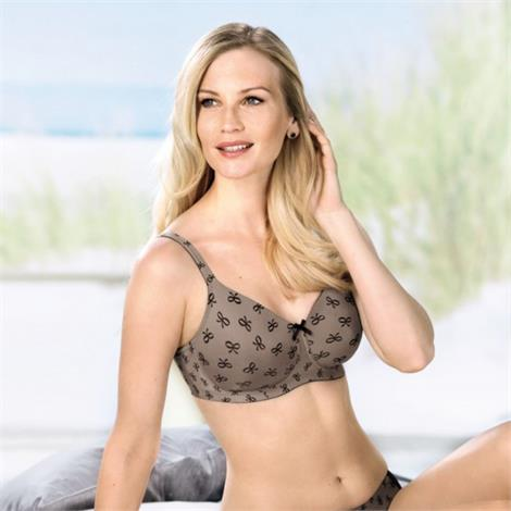 Anita Care Miss Ribbon Wire-Free Post Mastectomy Bra,Each,5733X 5733X