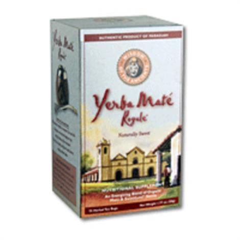 Wisdom Of The Ancients Instant Yerbamate Royal Tea,Yerbamate tea,2.82oz,Each,23311