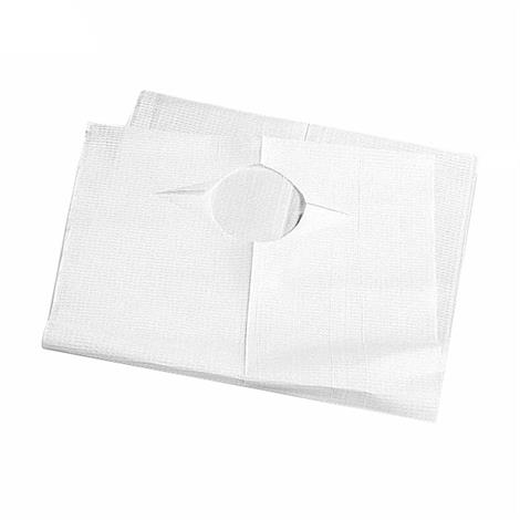 "Medline Disposable Adult Bib,Overhead,16""X 33"",300/Case,NON24268OH"