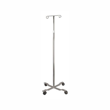Graham Field Lumex Select Care 2-Hook IV Stand,Graham Field Lumex Select Care 2-Hook IV Stand,Each,GF7012-1