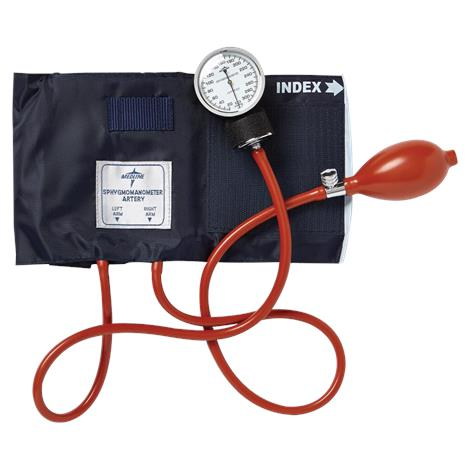 Medline Reusable Neoprene Handheld Aneroid,Each,MDS9386LF